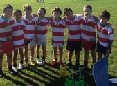 Small Wairoa Rugby with bottles
